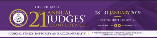 The 21st Annual Judges' Conference