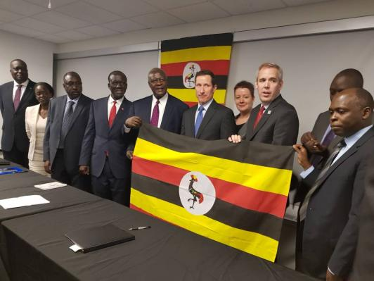 IJM to Boost Uganda's Access to Justice Initiatives