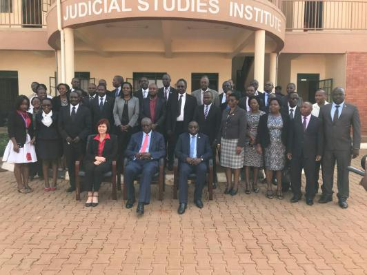 CJ, Stakeholders Discuss Automation of the Courts