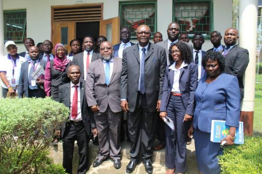 Mediation Registry Reviews Mubende High Court Performance